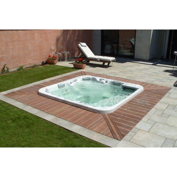Le spa ext rieur par l 39 esprit piscine for Exterieur spa