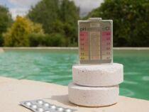 Le traitement d'une piscine au chlore