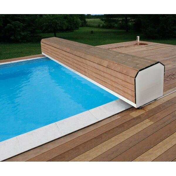 Volet hors d 39 eau habill piscine banc surf system for Volet roulant piscine sur rail