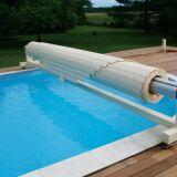 Volet hors-d'eau nu Open Surf System par Abriblue