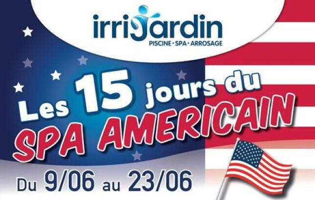 Les 15 jours du spa américain Irrijardin