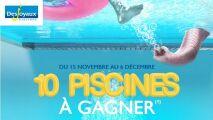 Les 50 ans hallucinants de Desjoyaux : gagnez votre piscine !