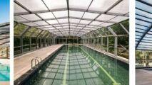 Les abris de piscine Vénus au Salon Atlantica