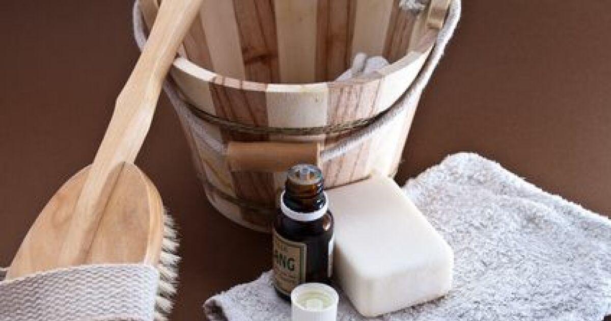 les accessoires pour le hammam tout pour un bain de vapeur r ussi. Black Bedroom Furniture Sets. Home Design Ideas