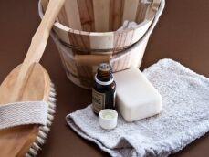 Les accessoires pour le hammam : tout pour un bain de vapeur réussi
