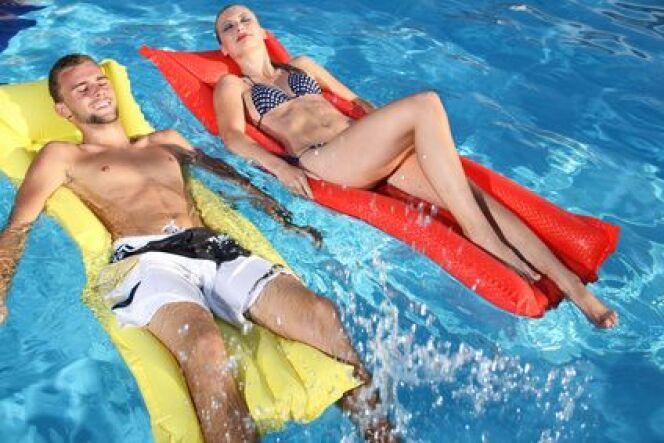 Les accessoires pour piscines gonflables