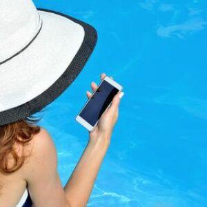 Les applications pour piscines vous facilitent la vie !