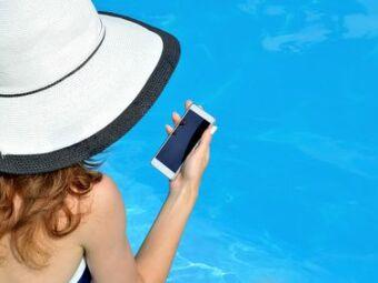 Les applications pour piscines vous facilitent la vie!