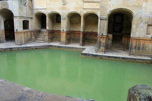 Les bains romains : ancêtres des thermes