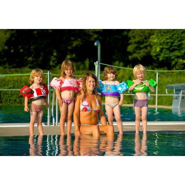 Des bou es brassard pour vos enfants plaisir et s curit for Brassards piscine