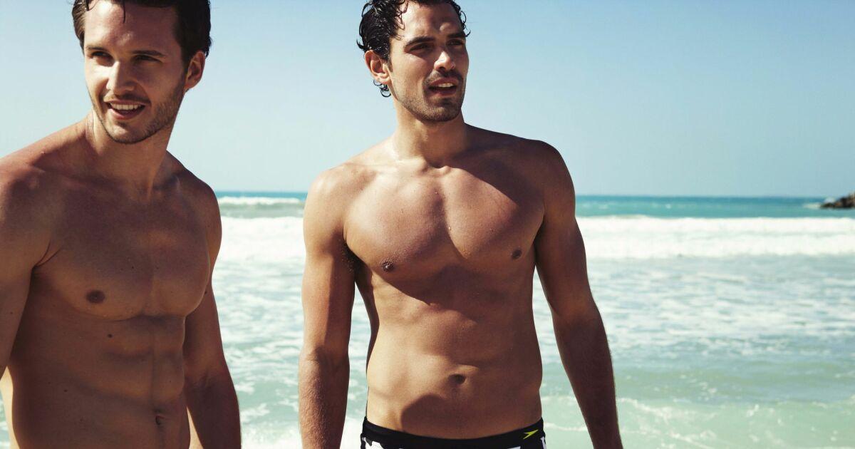 boxers de bain homme plage et piscine collection t 2013 speedo. Black Bedroom Furniture Sets. Home Design Ideas