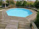 Caillebotis de piscine