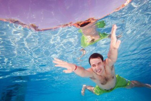 Les caleçons sont interdits dans la plupart des piscines publiques. Mais chez vous, vous faites ce que vous voulez !