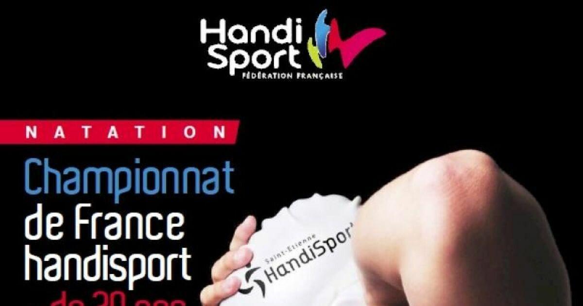 Les championnats de france handisport 20 ans auront for Piscine yves nayme
