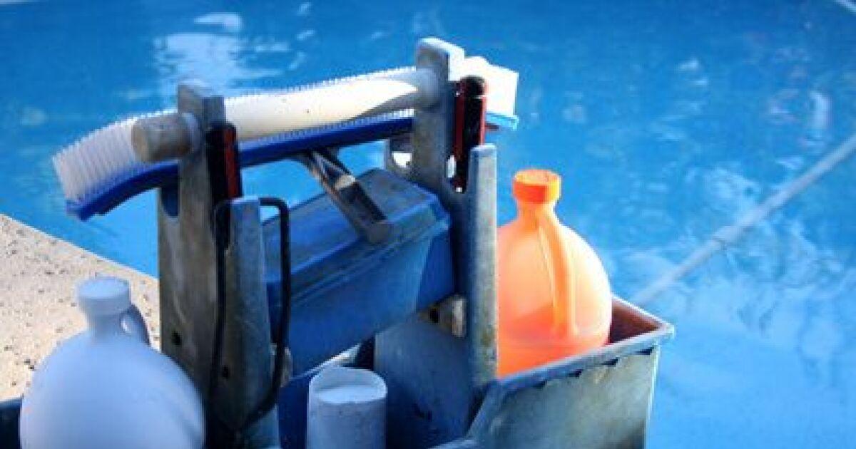 les colmateurs de fuite de piscine liquide pour colmater une fuite - Colorant Fuite Piscine