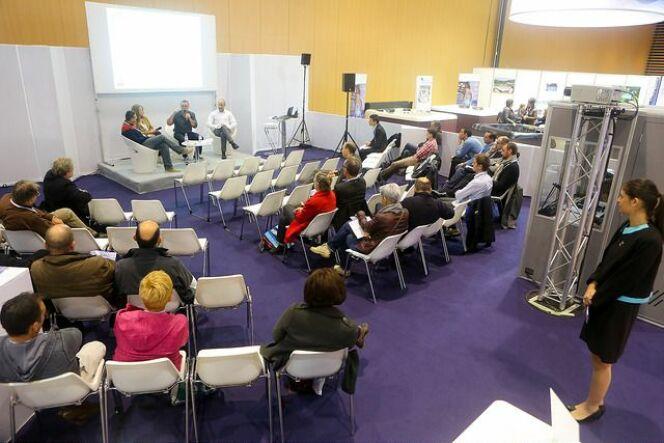 Les conférences à Piscine Global Europe