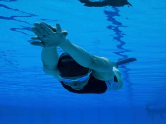Les coulées en natation
