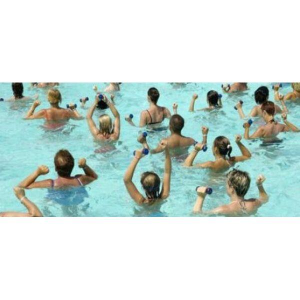 Assez Les cours aquagym : des exercices à la portée de tous CR82