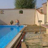 Article construire sa piscine les tapes entre le for Construction piscine urbanisme