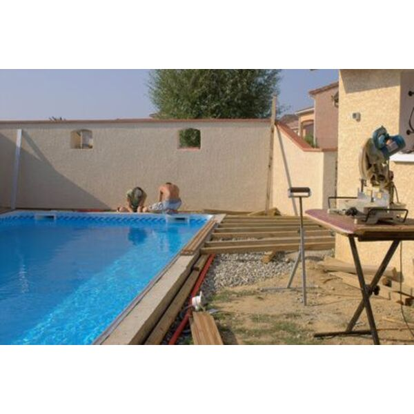 Les d lais de construction de la piscine for Guide construction piscine