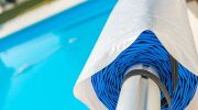 Les différentes formes d'une bâche de piscine