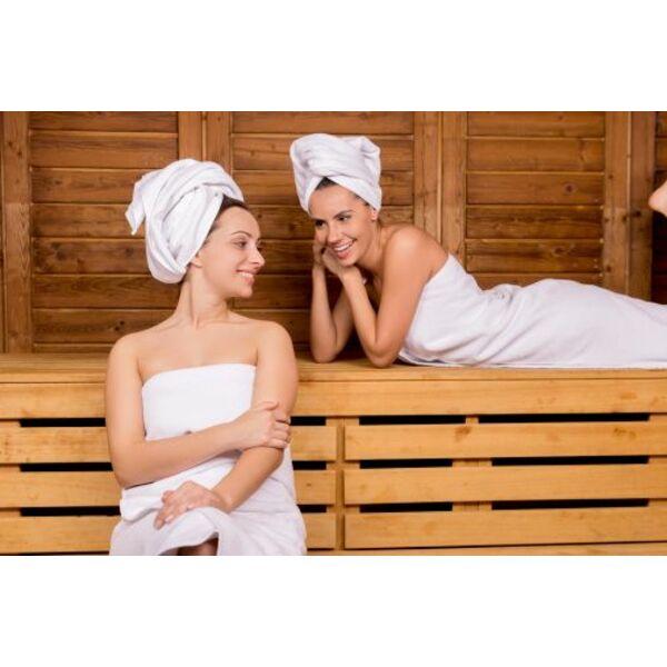 spa sauna le different .