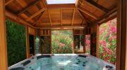 Les différents types d'abris de spa
