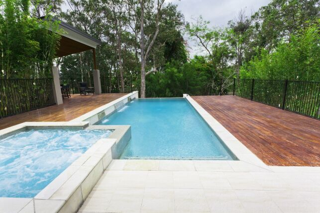 Les différents types de coffrage pour piscine béton