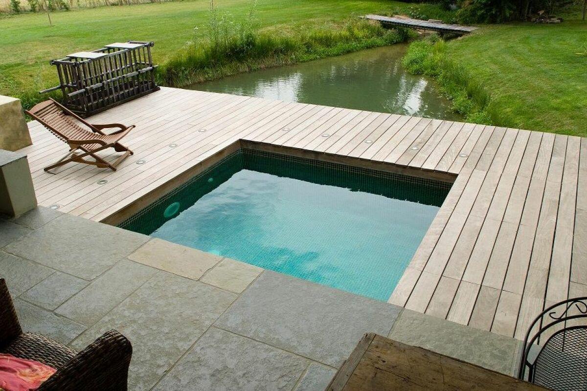 Mini Piscine Petit Jardin les différents types de mini-piscine - guide-piscine.fr
