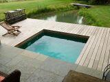 Les différents types de mini-piscine