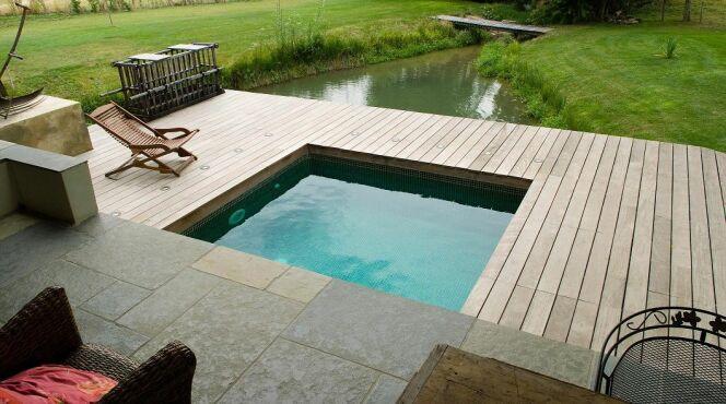 """Les différents types de mini-piscine<span class=""""normal italic petit"""">© Carré Bleu</span>"""