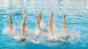 Les difficultés en natation synchronisée