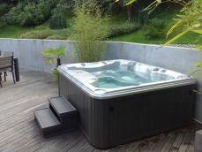 Les dimensions de votre spa