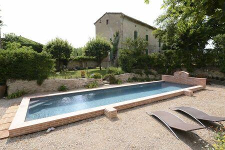 """Les dimensions du bassin de votre piscine <span class=""""normal italic petit"""">© Diffazur</span>"""