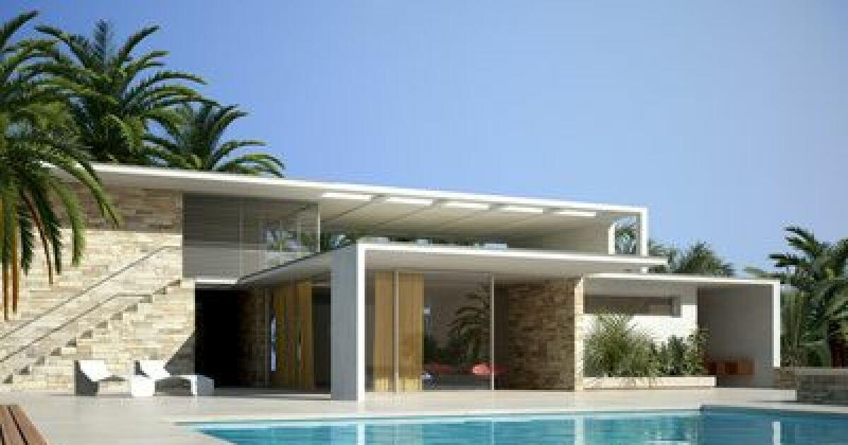 Les douches de piscine design et tendances - Douche de piscine design ...