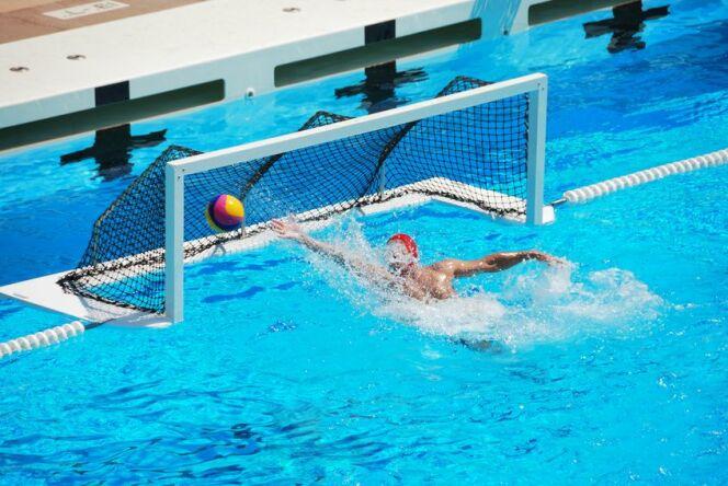 """Les équipements pour pratiquer le water-polo<span class=""""normal italic petit"""">DR</span>"""