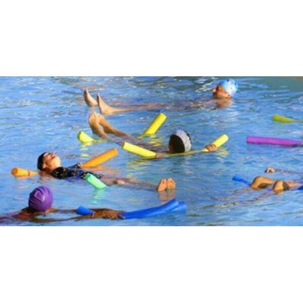 Super Exercices d'aquagym à pratiquer tout seul KK07