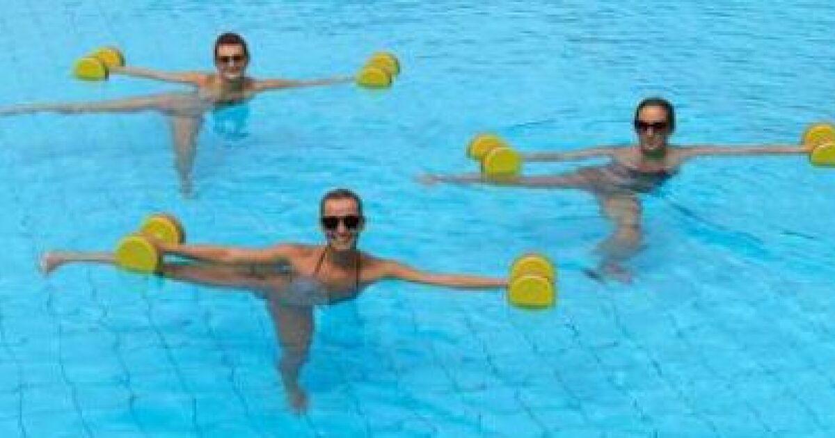 Les exercices d 39 aquagym pour maigrir for Sport en piscine pour maigrir