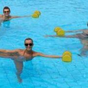 Les exercices d'aquagym pour maigrir