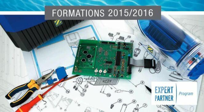 Les formations Zodiac Expert Partner 2015/2016