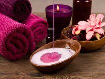 Les huiles essentielles pour spa