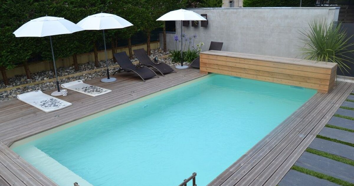 Piscine les id es bleues eysines pisciniste gironde for Piscine 33