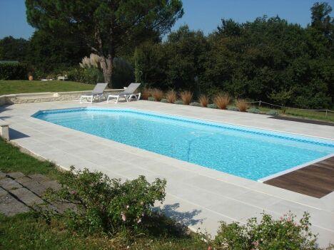 Piscine Les Id Es Bleues Lanton Pisciniste Gironde 33