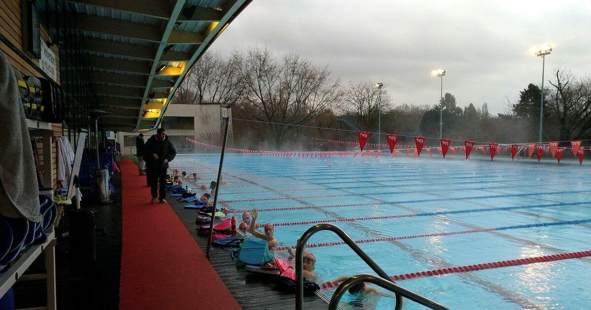 La journ e d 39 un nageur de haut niveau for Journee piscine