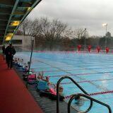 La journée d'un nageur de haut niveau
