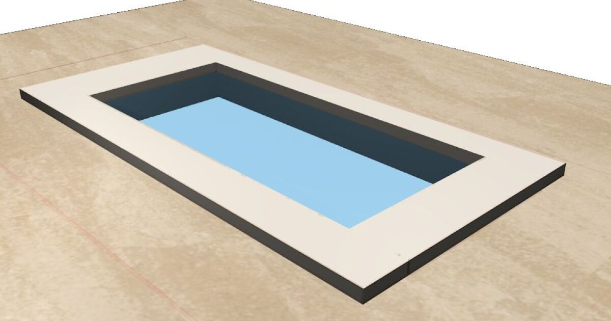 Les diff rents logiciels de simulation piscine for Piscine simulator flex