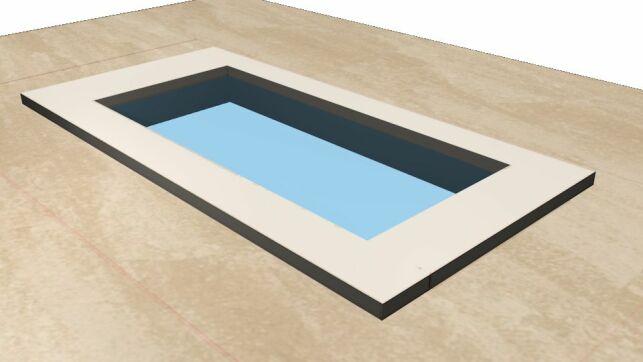 Les logiciels de simulation de piscine permettent de représenter sa piscine.