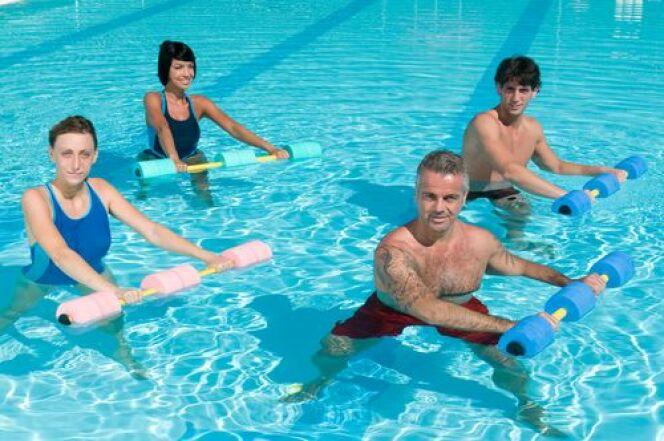 """Les meilleures activités aquatiques pour maigrir<span class=""""normal italic petit"""">DR</span>"""