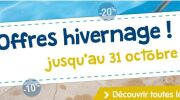 Les offres hivernage d'Irrijardin jusqu'au 31 octobre