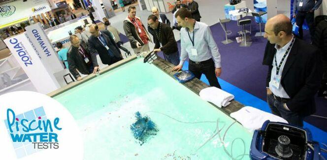 """Les Piscine Water Test, pour découvrir les produits en conditions réelles.<span class=""""normal italic petit"""">© Piscine Global</span>"""